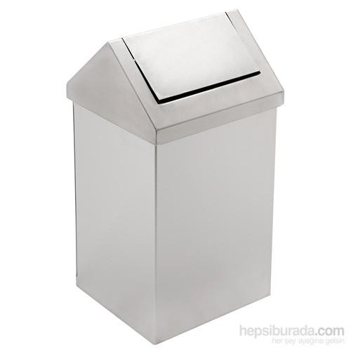 Dayco Sallanır Kapaklı Çöp Kovası 36 Lt (304)