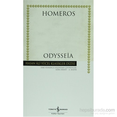 Odysseia - Homeros