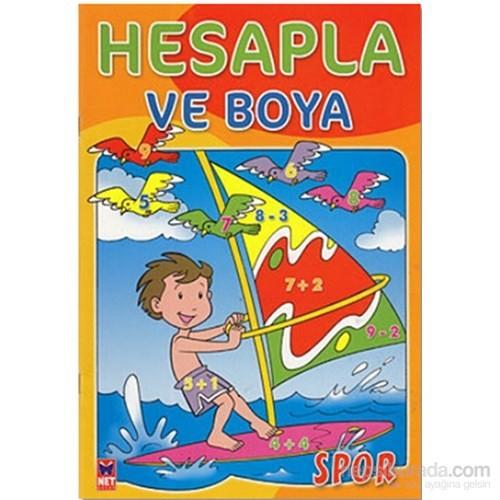 Hesapla ve Boya - Spor