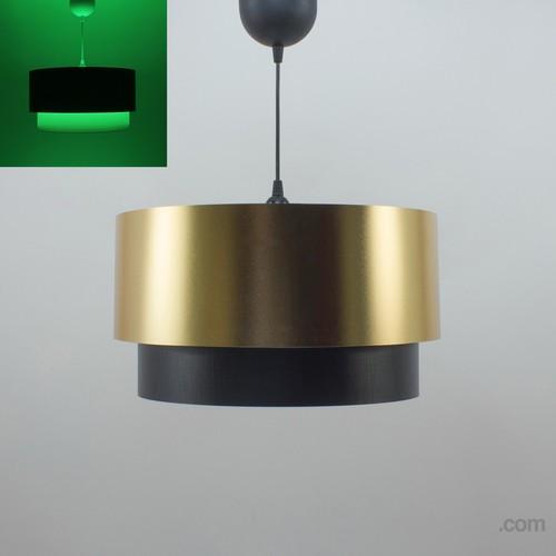 Crea Lighting/Fosforix Sarkıt 40 Cm/Pvc/Gold