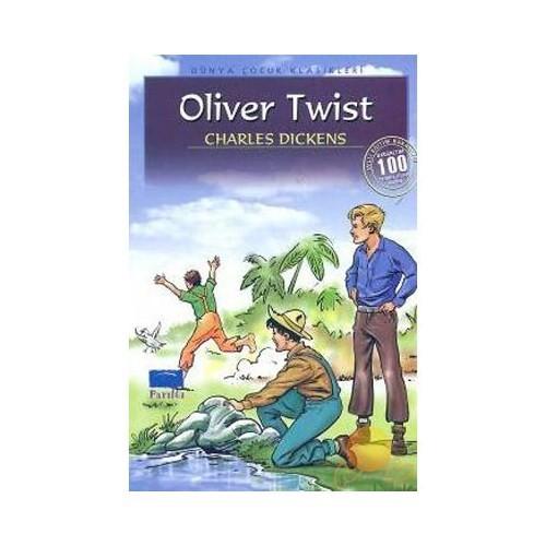 Oliver Twist (100 Temel Eser-İlköğretim) - Charles Dickens