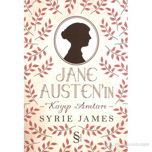 Jane Austen'İn Kayıp Anıları-Syrie James