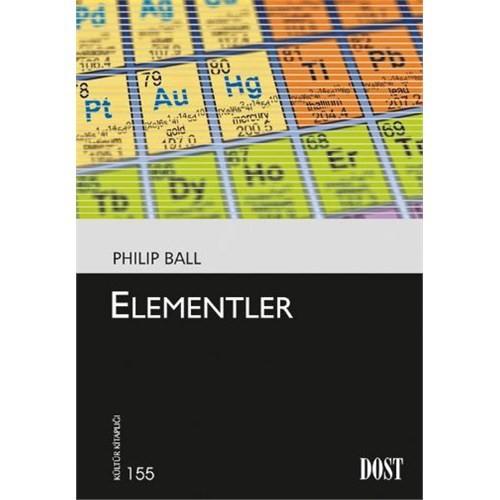 Kültür Kitaplığı 155 Elementler