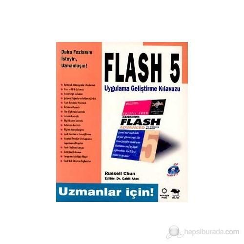 Flash 5 Uygulama Geliştirme Kılavuzu Uzmanlar İçin!