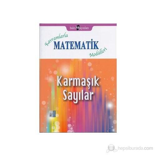 Balcı Yayınları Matematik Karmaşık Sayılar
