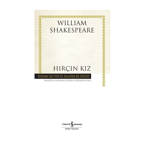 Hırçın Kız – Karton Kapak-William Shakespeare