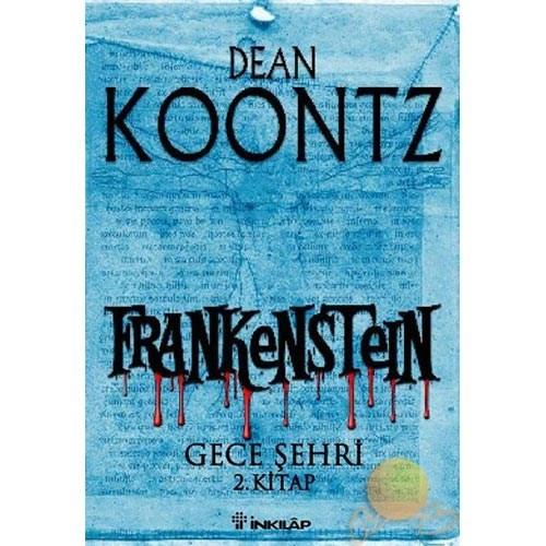 FRANKENSTEIN - GECE ŞEHRİ (2. KİTAP)