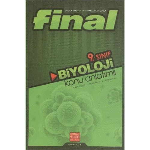 Final 9. Sınıf Biyoloji