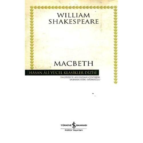 Macbeth (Karton Kapak)