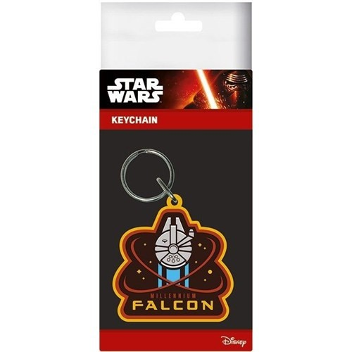 Pyramid International Anahtarlık Star Wars Ep7 Millennium Falcon