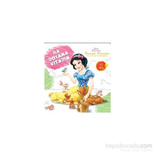 Disney İlk Boyama Kitabım: Pamuk Prenses-Kolektif