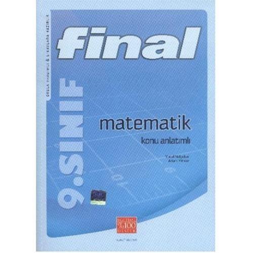 Final 9. Sınıf Matematik Konu Anlatımlı