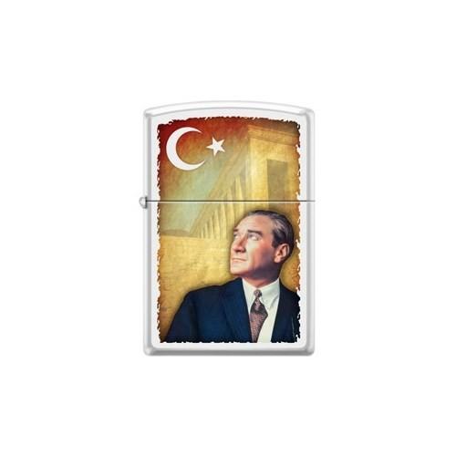 Zippo Ci017444 Ataturk Vintage Çakmak