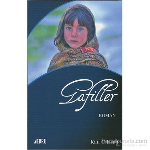 Gafiller - -Roman--Raif Cilasun