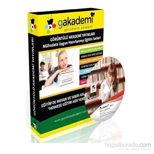 Pratik LYS Edebiyat Eğitim Seti 11 DVD + Rehberlik DVD Seti
