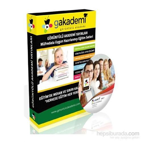 Pratik LYS Sosyoloji Eğitim Seti 5 DVD + Rehberlik DVD Seti