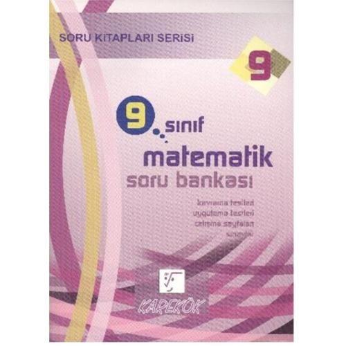 Karekök 9. Sinif Matematik Soru Bankası