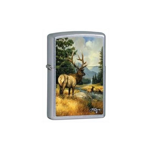 Zippo 207 Lp-Elk Çakmak