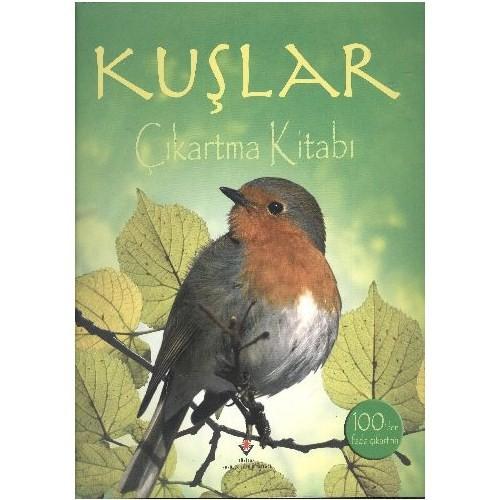 Kuşlar Çıkartma Kitabı - Philip Clarke