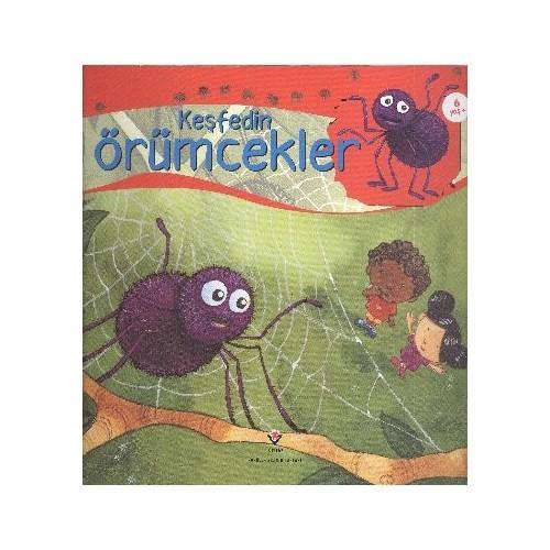 Keşfedin Örümcekler