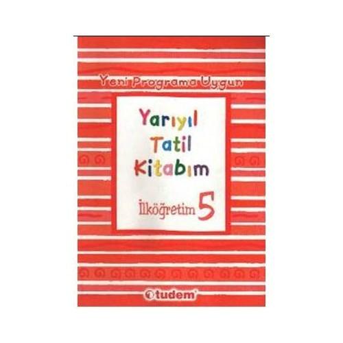 Tudem Yarıyıl Tatil Kitabım - İlköğretim 5