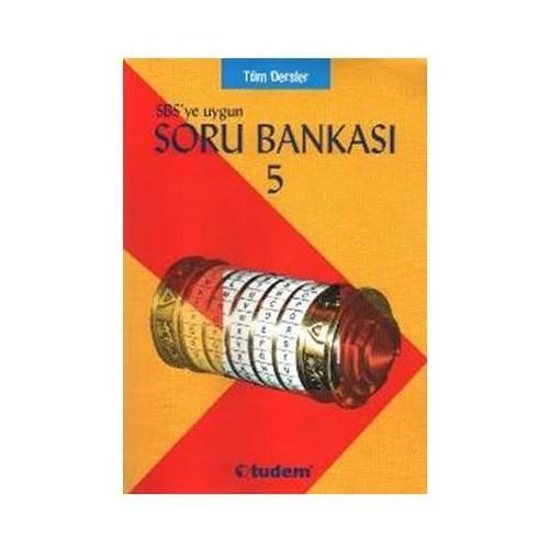 Tudem 5. Sınıf Tüm Dersler Soru Bankası (Sbs'ye Uygun)
