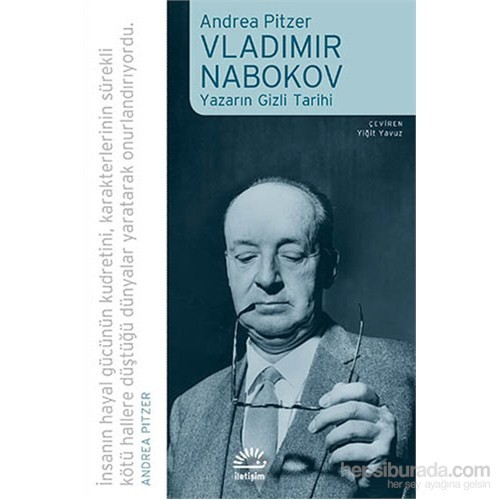 Vladımır Nabokov Yazarın Gizli Tarihi