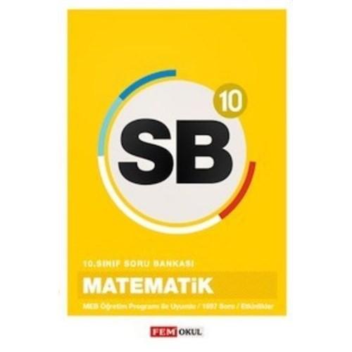 Fem 10. Sınıf Matematik Soru Bankası