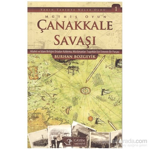 Müthiş Oyun Yakın Çanakkale Savaşı, Tarihte Neler Oldu-1