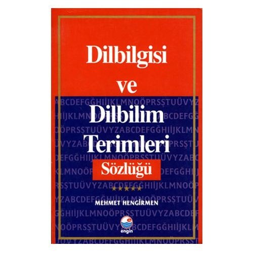 Engin Yayınları Dilbilgisi Ve Dilbilim Terimleri Sözlüğü