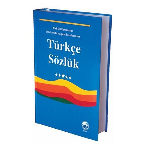 Engin Yayınları Türkçe Sözlük