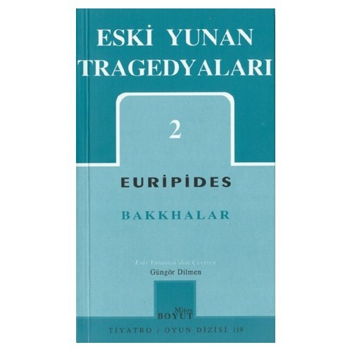 Eski Yunan Tragedyaları 2 - Euripides