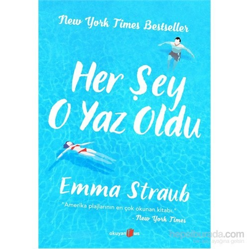 Her Şey O Yaz Oldu-Emma Straub