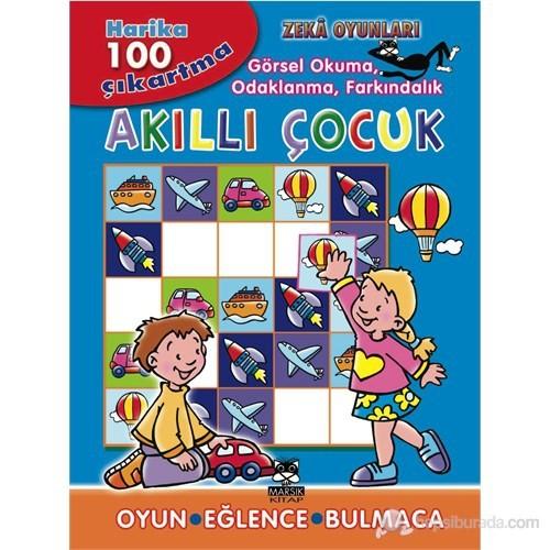 Akıllı Çocuk Mavi Kitap