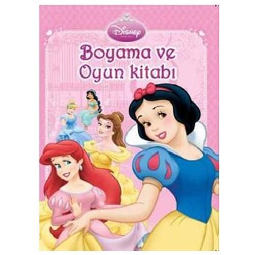 Prenses Boyama Ve Oyun Kitabi Derleme Fiyati Taksit Secenekleri