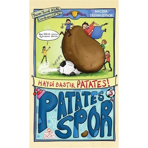 Patatesspor 2: Haydi Bastır Patates - Yusuf Asal