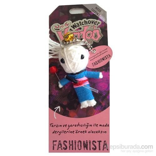 Voodoo Fashionista Anahtarlık