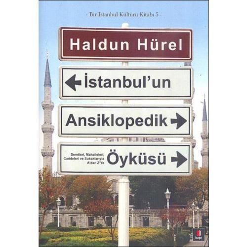 İstanbul'un Ansiklopedik Öyküsü (Ciltsiz)