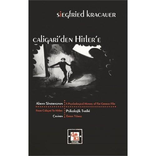 Caligari'den Hitler'e - (Alman Sinemasının Psikolojik Tarihi)
