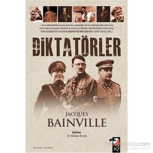 Diktatörler - Jacque Benville