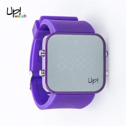 Up Watch Saat Led Purple