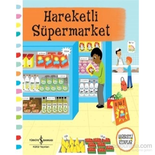 Hareketli Süpermarket - Ruth Redford