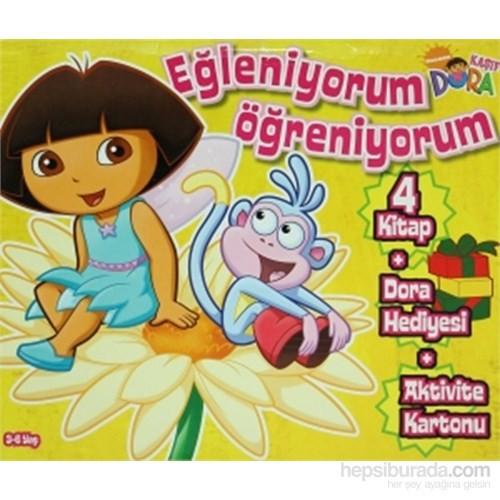 Kaşif Dora - Eğleniyorum Öğreniyorum Seti