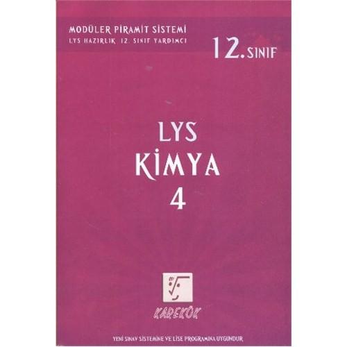 Karekök LYS Kimya-4 (12. Sınıf)