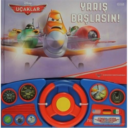 Disney Uçaklar - Yarış Başlasın - Sesli Kitap
