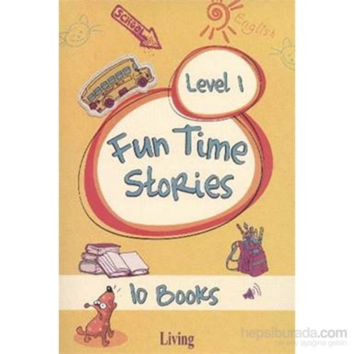 Living Level-1 10 Kitap Set