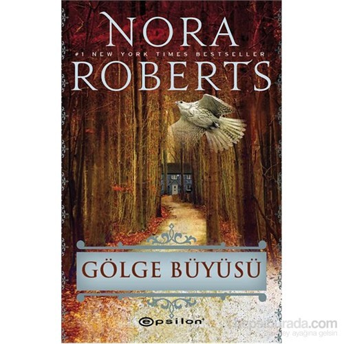 Gölge Büyüsü-Nora Roberts