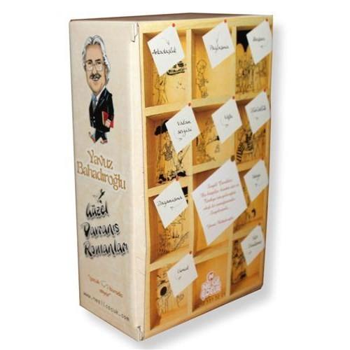Güzel Davranış Romanları Seti (10 Kitap) - Yavuz Bahadıroğlu