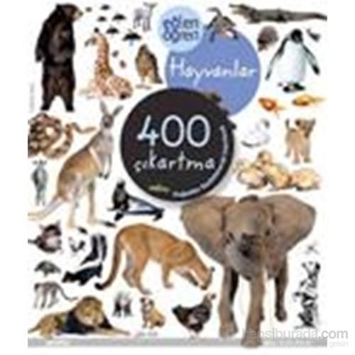 Eğlen Öğren Hayvanlar 400 çıkartma