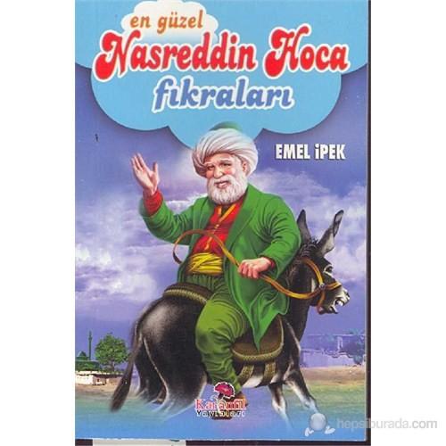 En Güzel Nasreddin Hoca Fıkraları (Cep Boy)